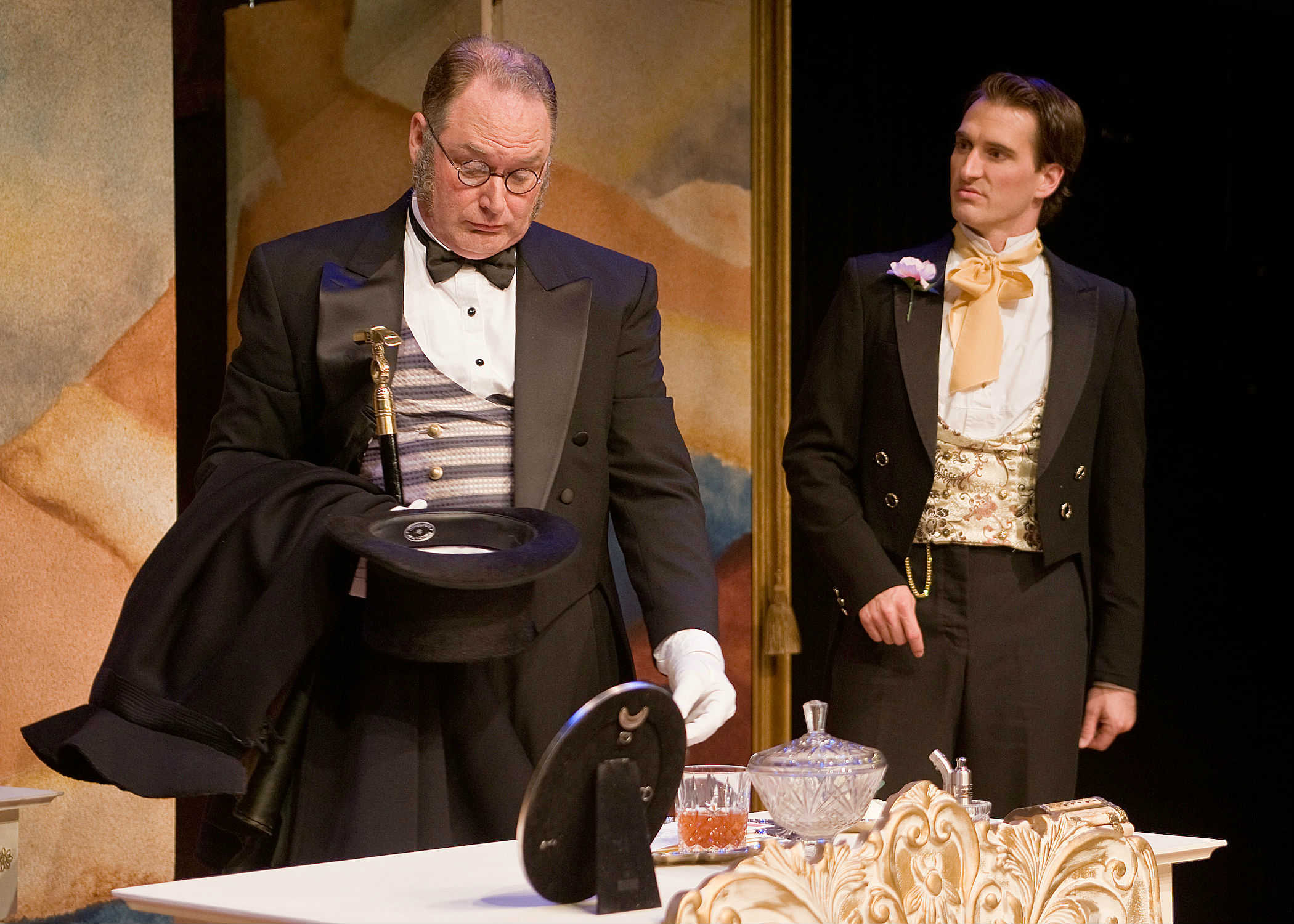 An Ideal Husband at Taproot Theatre