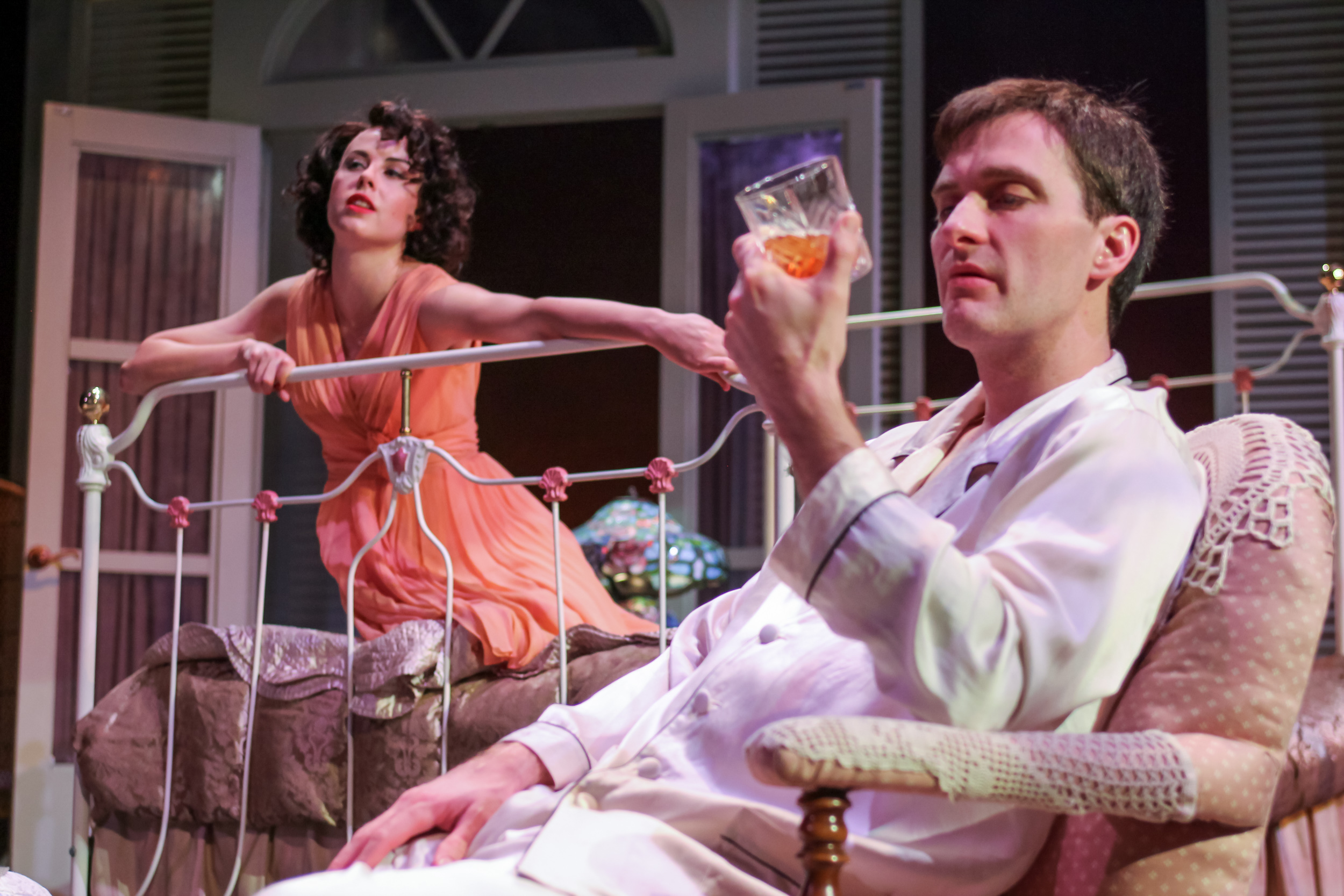 Cat on a Hot Tin Roof at Harlequin Productions