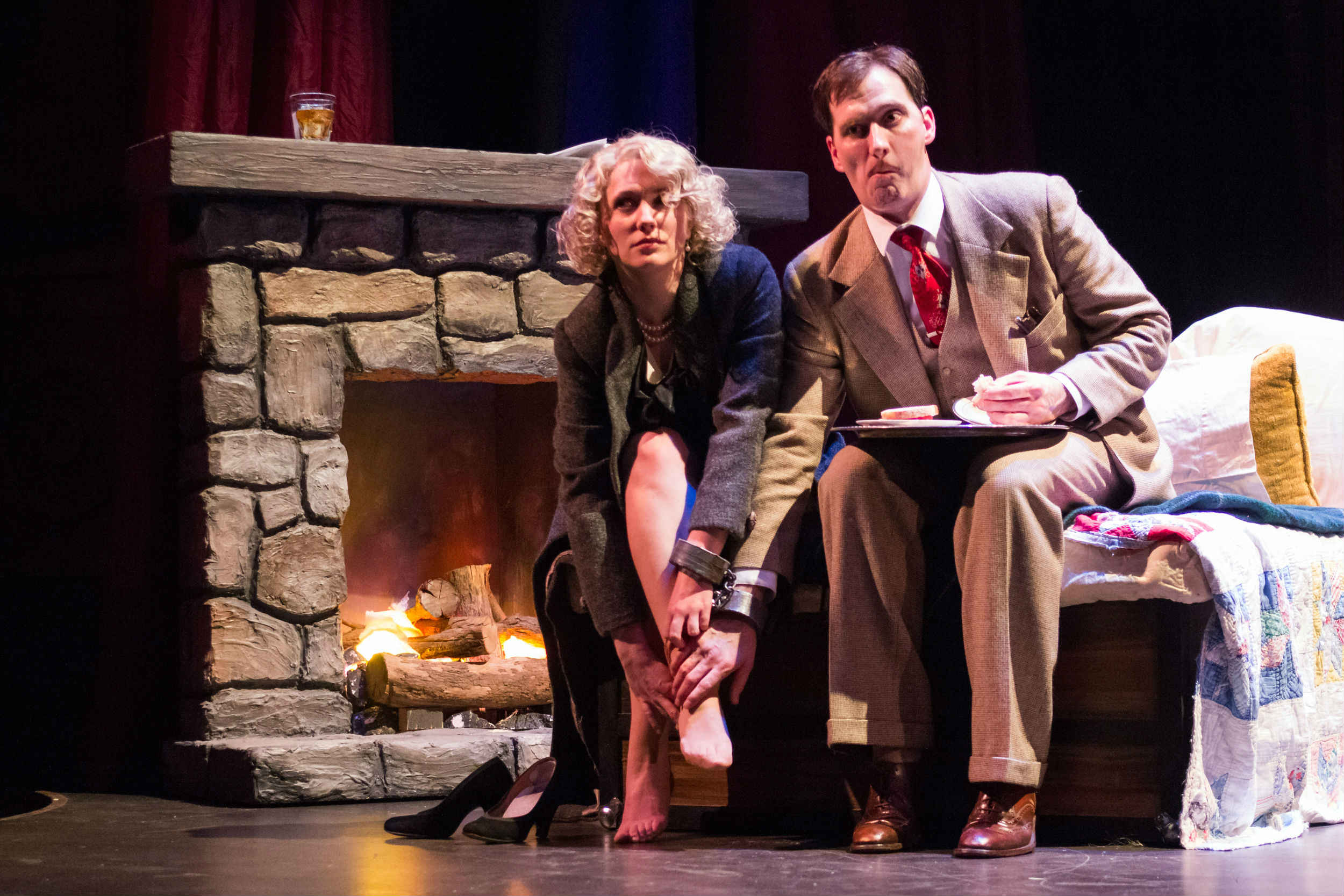 The 39 Steps at Harlequin Productions