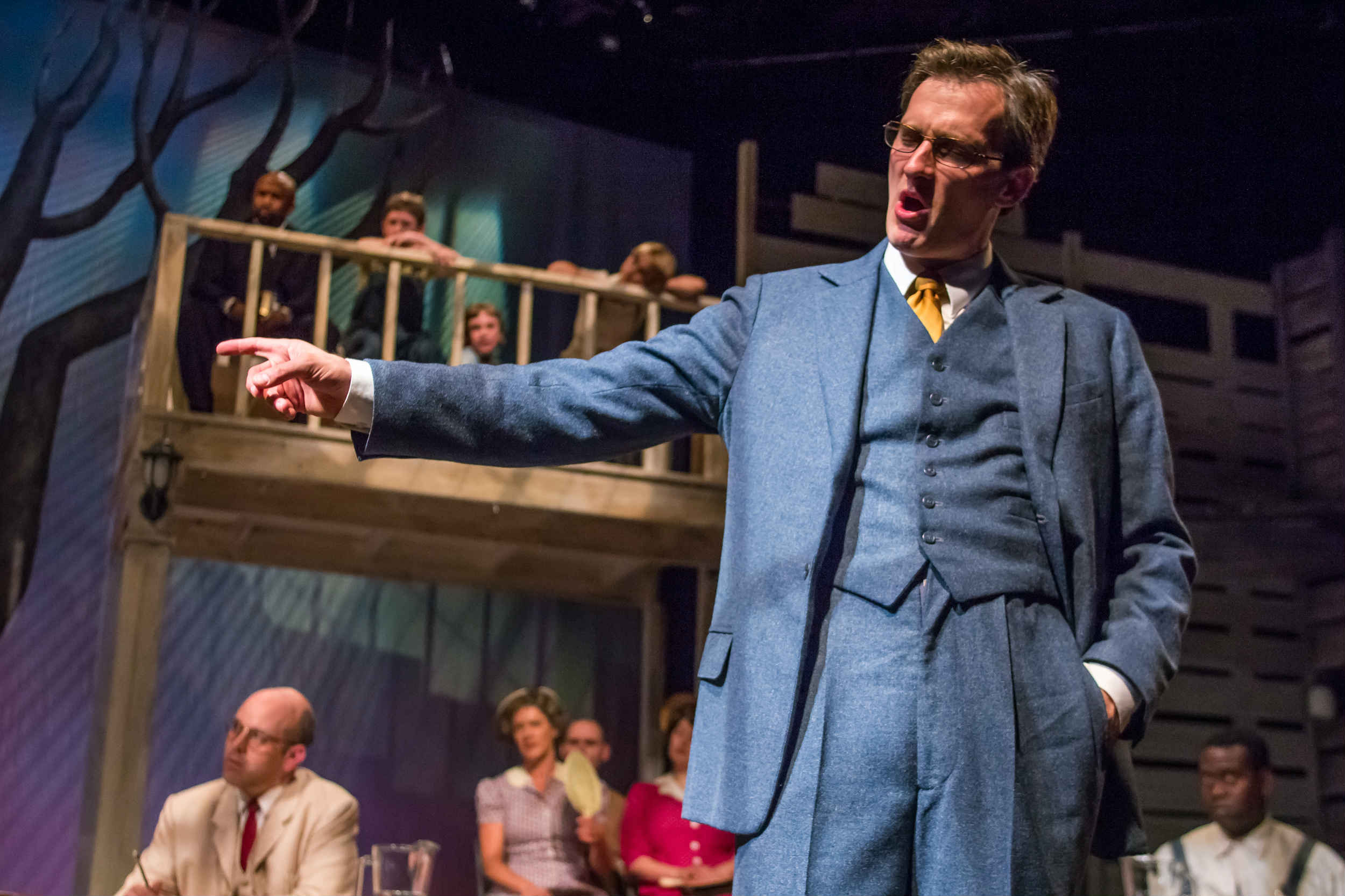 To Kill a Mockingbird at Harlequin Productions