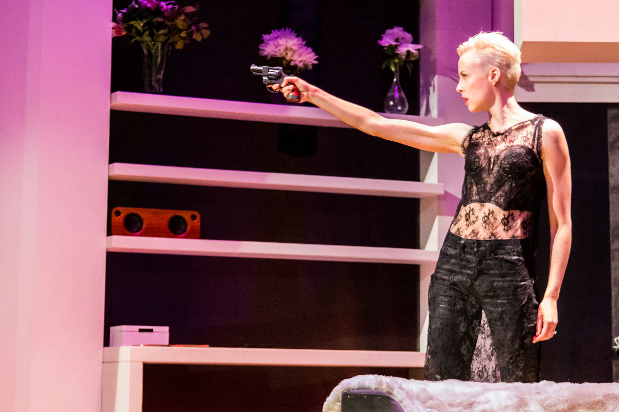 Hedda Gabler at Harlequin Productions