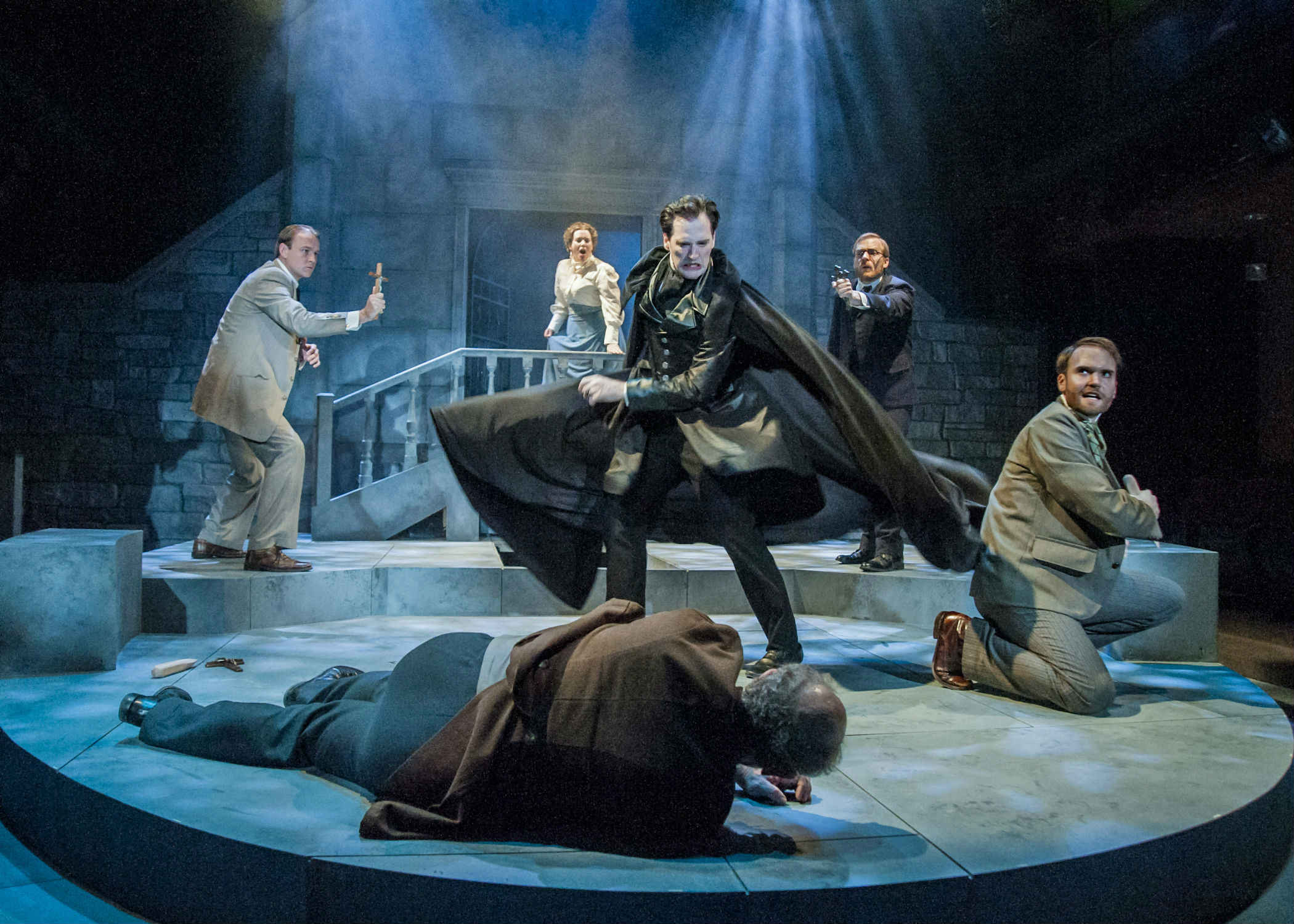Dracula at Taproot Theatre
